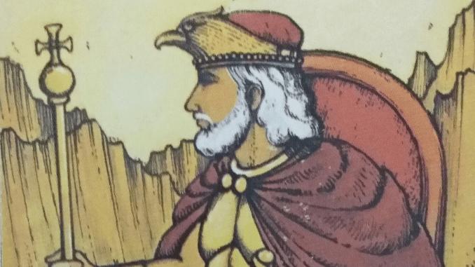 Friday 24th April 2020: (4) Emperor