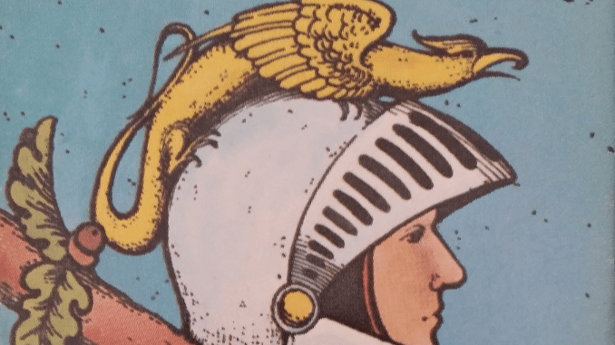 Friday 29th March 2019: Knight of Rods