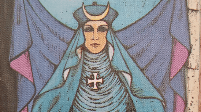 Sunday 8th December 2019: (2) High Priestess