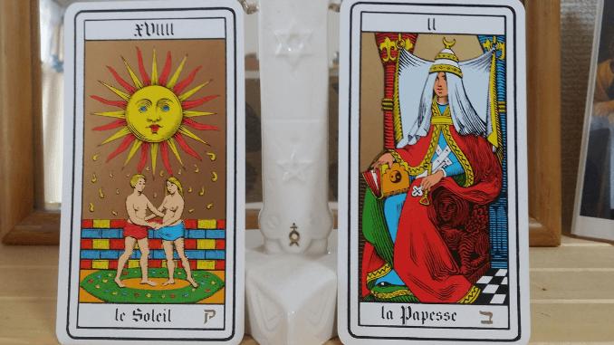 2nd Sunday After Trinity: (2) High Priestess