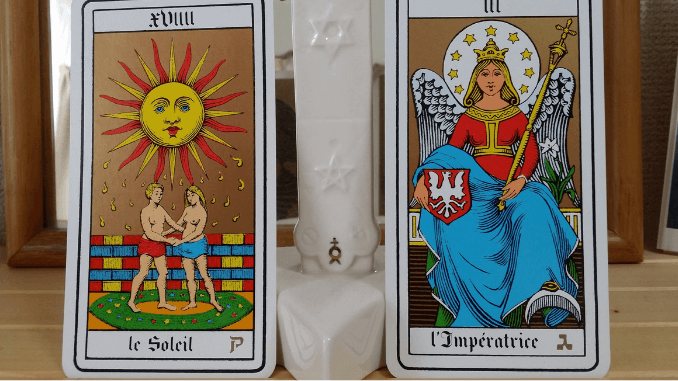 3rd Sunday After Trinity: (3) Empress