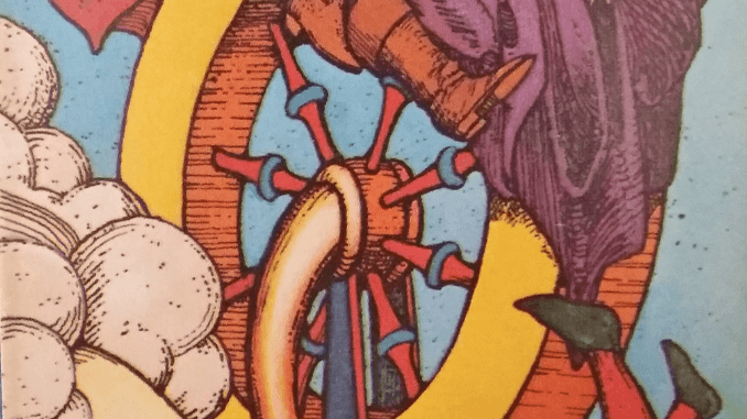 Saturday 27th June 2020: (10) Wheel of Fortune