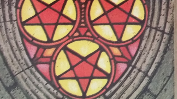 Monday 16th December 2019: 3 of Pentacles Reversed